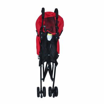Kidsplay Simple Stroller Red - 4