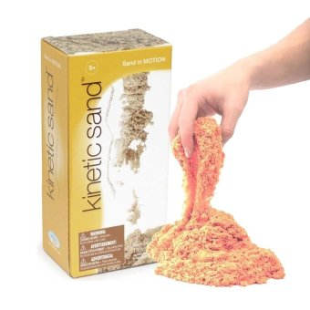Kinetic Sand Kids Children Toys 1kg (Orange) - intl