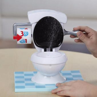 King's Home Toilet Trouble Game Party Game - 3