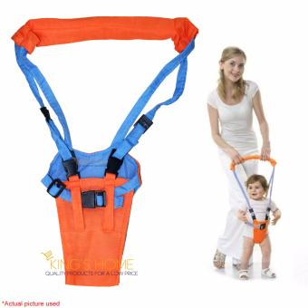 King's Moon baby Walker Infant Leashes Toddler safety Harness Learning Walk Baby Carrier
