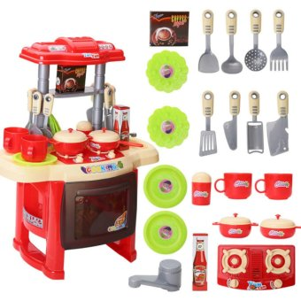 Kitchen Cooking Toy Set