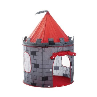 Knight's Castle Play Tent (Multicolor)