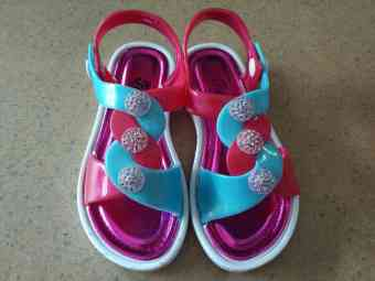 Korean small children's in child student princess shoes female children's shoes