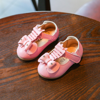 Korean-style autumn New style caterpillar shoes Baobao toddler shoes