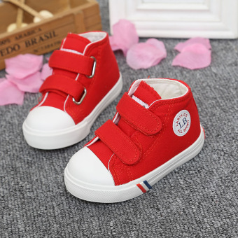 Labixiaoxing New style spring New style canvas shoes Baobao shoes