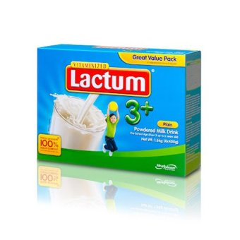 Lactum 3+ Plain 1.6kg Powdered Milk Drink