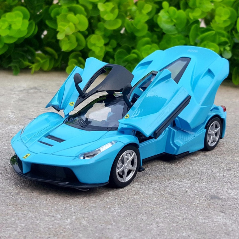 ... LaFerrari Pull Back Toy Cars 1/32 Scale Alloy Diecast Car ModelKids  Toys Collection ...