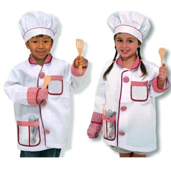 Le Sheng Dress Up Chef Costume