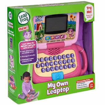 Leap Frog My Own Leaptop (Pink) Price Philippines