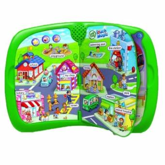 Leap Frog Touch Magic Discovery Town Educational Toy Price Philippines