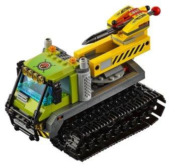LEGO City Volcano Crawler - 5