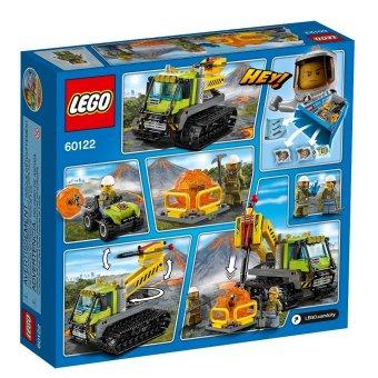 LEGO City Volcano Crawler - 2