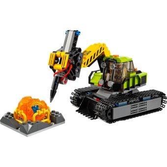 LEGO City Volcano Crawler - 4