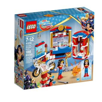 LEGO DC Super Hero Girls Wonder Woman(TM) Dorm