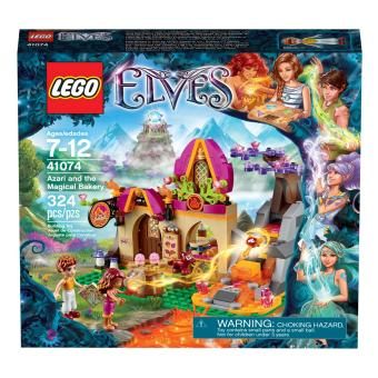 LEGO Elves Azari and the Magical Bakery Price Philippines