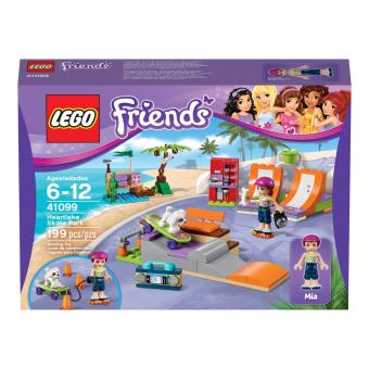 LEGO Friends Heartlake Skate Park Price Philippines