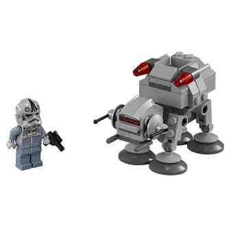 Lego Starwars 6-12 Microfighters 75075 AT-AT Series # 2
