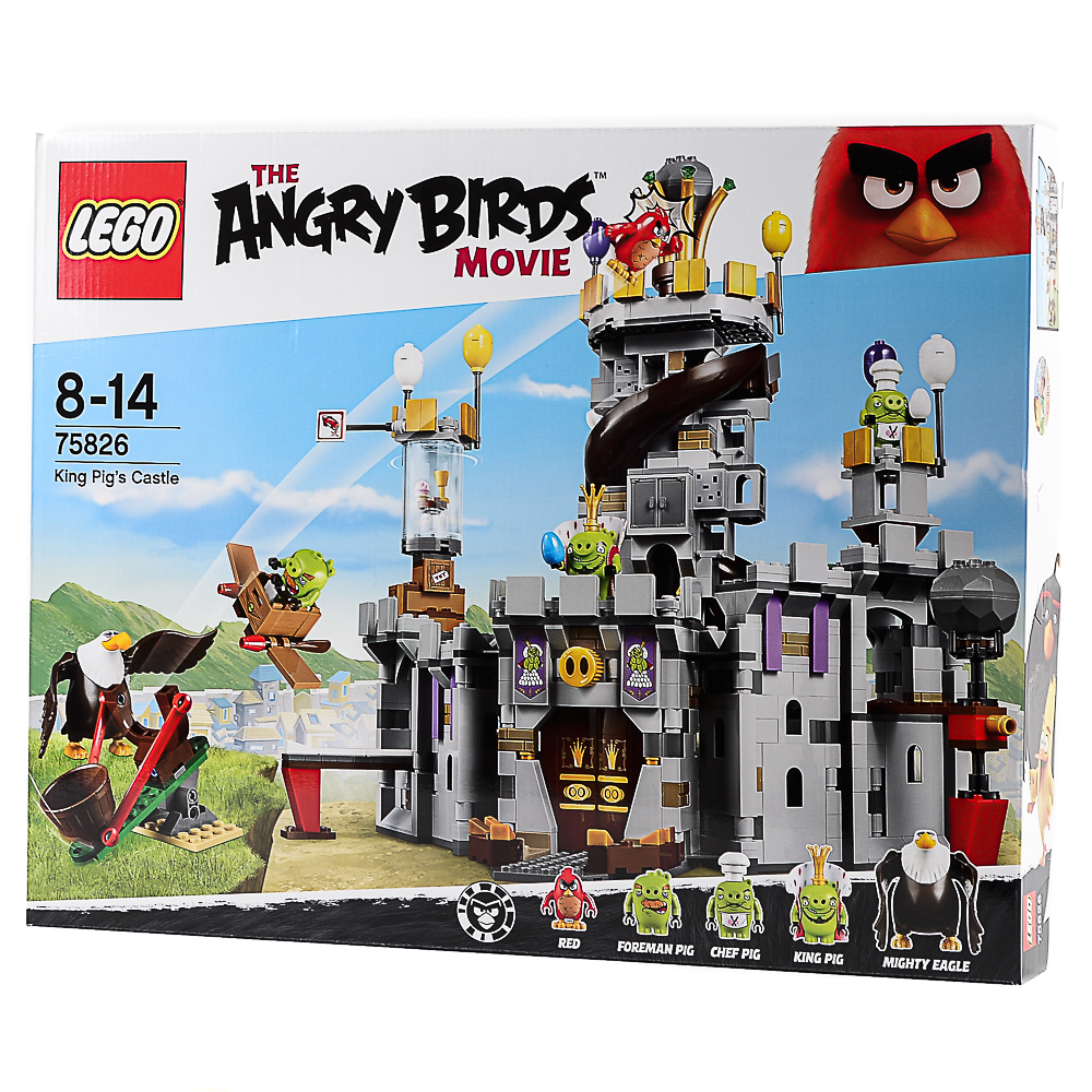 Philippines Lego The Angry Birds King Pigs Castle 75826 Best Budget