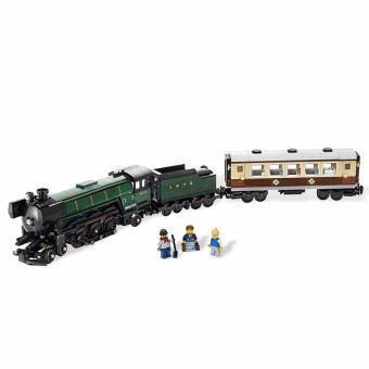LEPIN 21005 TRAIN Emerald Night Train (1085 pcs) Building BlocksSet - 3