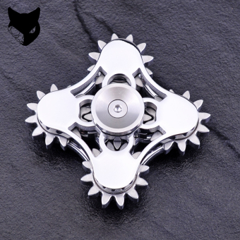 Linkage series fidget spinner Gear