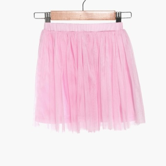 Little Miss Baby Girls Tutu Skirt (Pink) Price Philippines