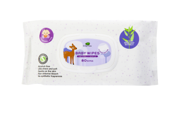 Little Tree Baby Wipes (GENERAL USE) 80 WIPES Price Philippines