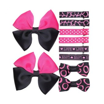 LMC Macy Clips D1 (Black/Pink) - picture 2