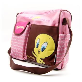 Looney Tunes Microfiber Nursery Bag Set - 3