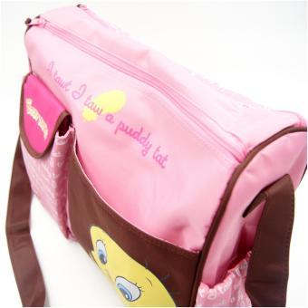 Looney Tunes Microfiber Nursery Bag Set - 4