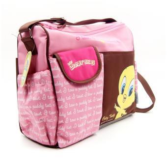 Looney Tunes Microfiber Nursery Bag Set - 2