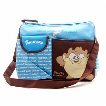 Looney Tunes Microfiber Nursery Bag Set