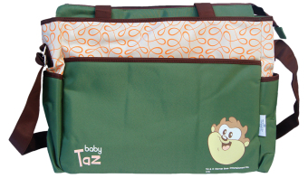 Looney Tunes Nursery Bag Set #2 (Green)