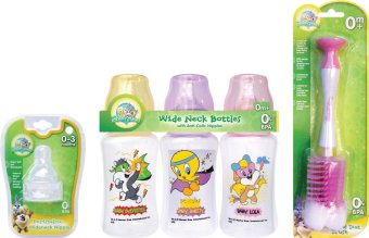 Looney Tunes Savers Pack Feeding Gift Set 9 for Girls