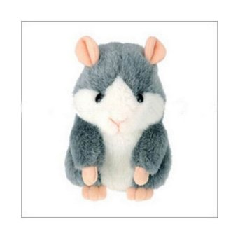 Lovely Talking Hamster Plush Toy - 2