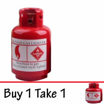LPG Coin Bank No. MT54 Big (Red) with LPG Coin Bank Red No. MT56(Buy 1 Take 1