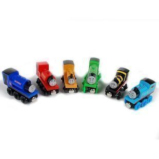 LTMS pull toy car magnetic train