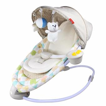 Lucky Infant to Toddler Baby Rocker RY001(Cream)