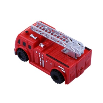 Magic Mini Pen Inductive Toy Vehicles Car Model Follow Any Draw lines Toys For Children Gift - intl - 4