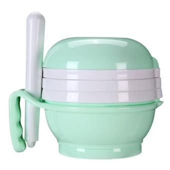 MagiDeal Baby Food Mill Grinding Bowl Grinder ProcessorMultifunction - intl Price Philippines