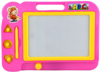 Magnetic sketchpad multi-color children's small blackboard writing board