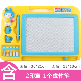 Magnetic sketchpad multi-color graffiti sketchpad pen children's tablet