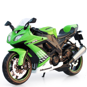 Maisto 12 ninja/zx-10r alloy model motorcycle car toy model