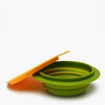 Marcus & Marcus Giraffe Collapsible Bowl