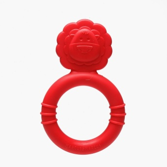 Marcus & Marcus Lion Silicone Teether Ring Price Philippines
