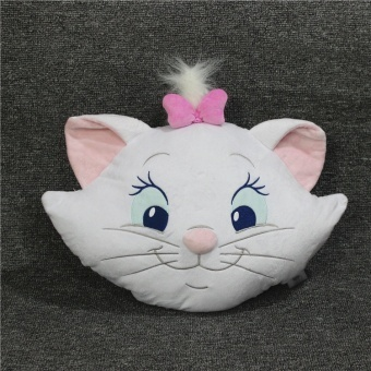 Mary cat plush pillow Marie cat girls cute pillow car home pillowdoll children's gift - intl Price Philippines