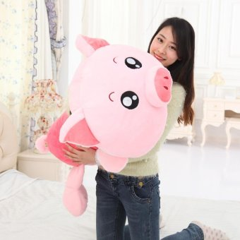 McDull Pig Doll Panda Plush Toy Pig McDull Doll Size Pillow DollValentine Female Girls - intl