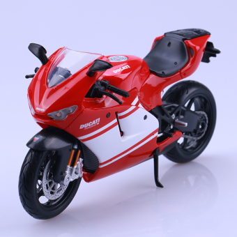 Mei Chi figure alloy model large model car motorcycle