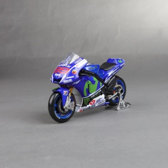 Mei Chi figure New style motorcycle race car model alloy motorcycle Mold