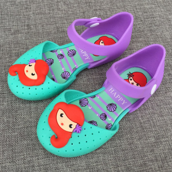 Mermaid Korean-style New style girl's children's shoes