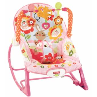 MG Fisher Price To Toddler Infant Rocking Chair